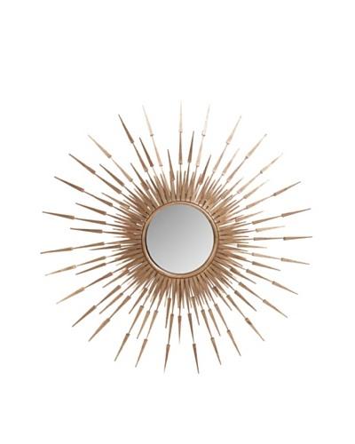 Vical Home Espejo Sol Dorado