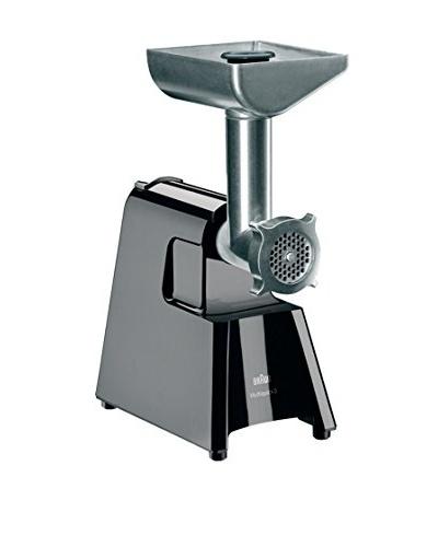 Braun Picadora de carne G1500 con 3 discos metálicos