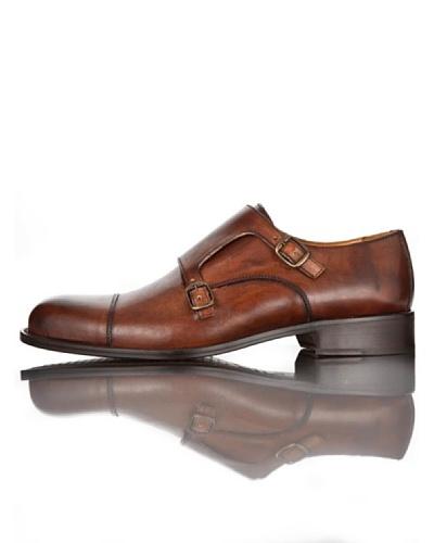 British Passport Zapatos Hebillas