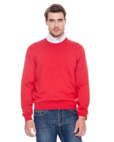 Brooks Brothers Jersey Wes Rojo