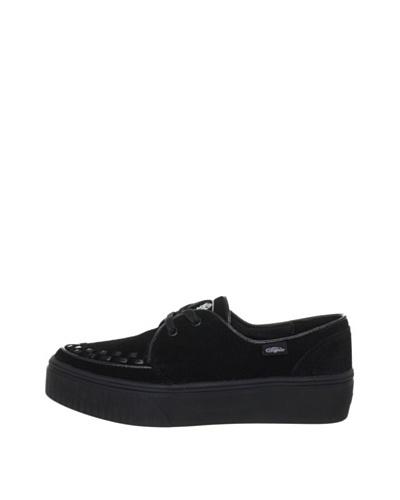 Buffalo Zapatos Suede Piel