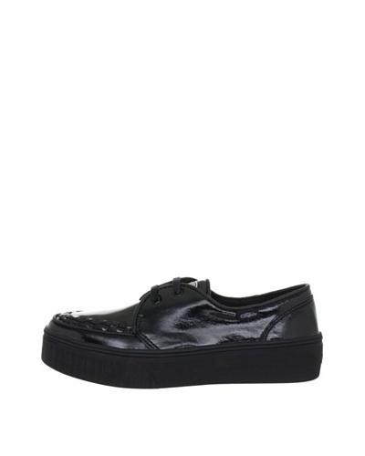 Buffalo 5310-100 PATENT LEATHER LEA 139598 - Zapatos de charol para mujer