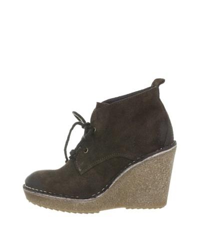 Buffalo London ES 30170 SUEDE 138966 - Botines fashion de cuero para mujer