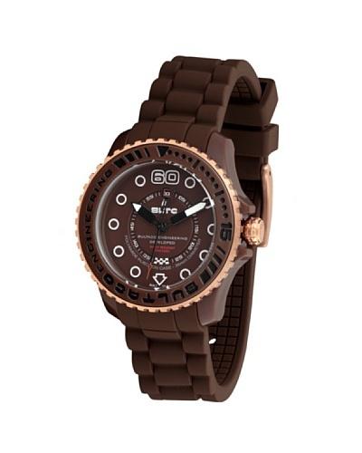 Bultaco BLPC36SCC1 - Reloj Unisex Marrón