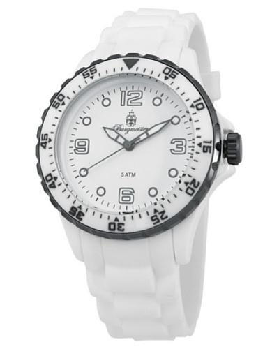 Burgmeister Reloj Analógico Cuarzo White Sport BM603-586B
