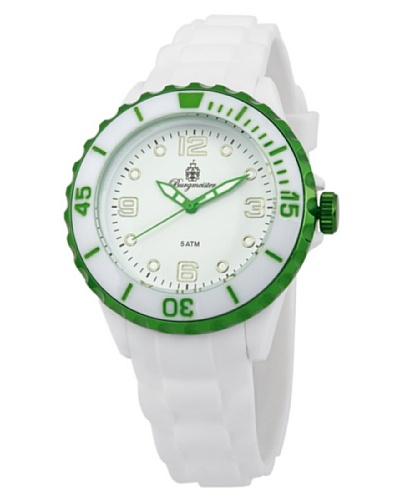 Burgmeister Reloj Analógico Cuarzo White Beach BM604-586H
