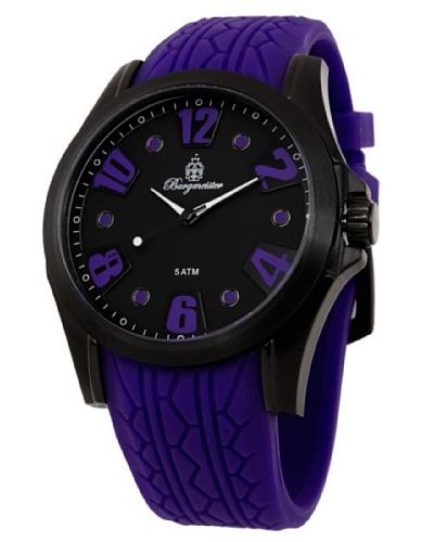 Burgmeister Reloj Analógico Cuarzo Black Spirit BM606-623