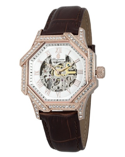 Burgmeister Reloj Analógico Automático Sydney BM169-315