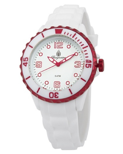 Burgmeister Reloj Analógico Cuarzo White Beach BM604-586E