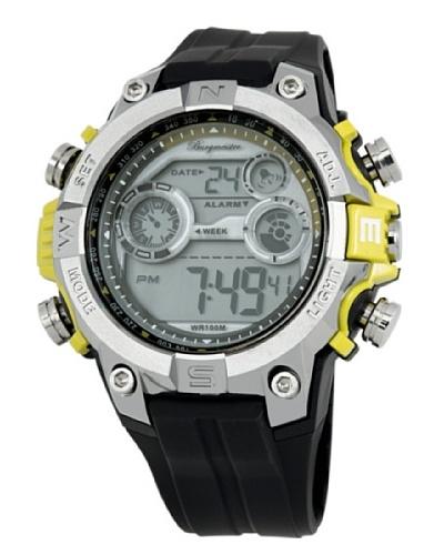 Burgmeister Reloj Alarma-Cronógrafo  Digital Power BM800-112E