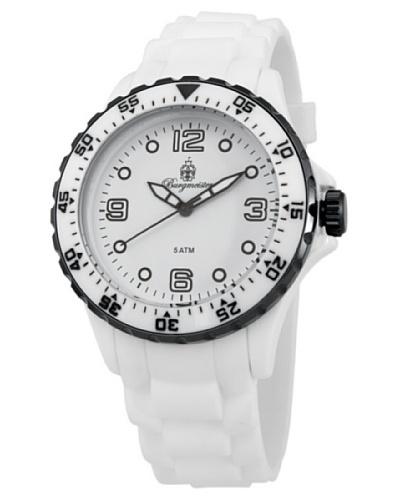 Burgmeister Reloj Analógico Cuarzo White Sport BM603-586E