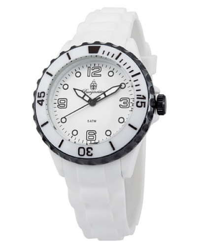 Burgmeister Reloj Analógico Cuarzo White Beach BM604-586J