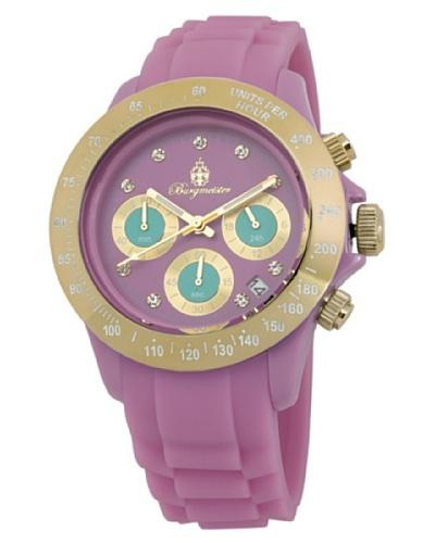 Burgmeister Reloj Cronógrafo Florida BM514-990A