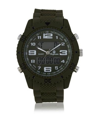Burgmeister Reloj Military Verde