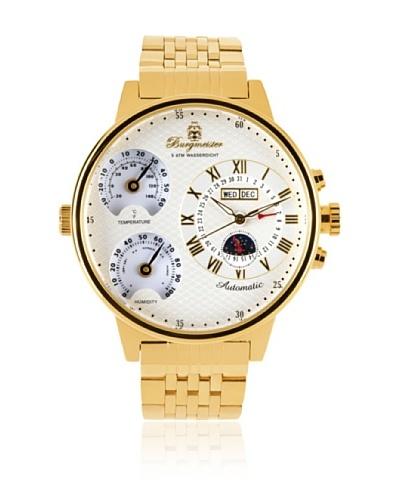 Burgmeister Reloj Montana Plata