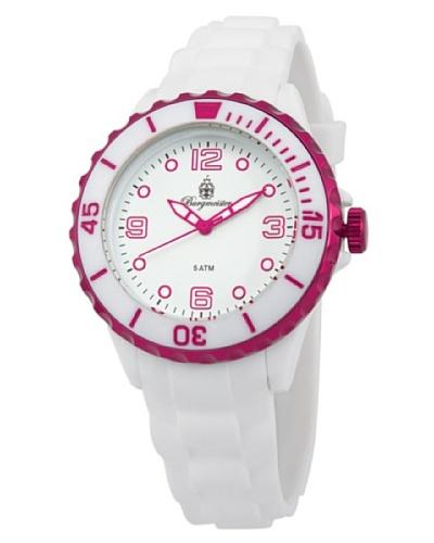 Burgmeister Reloj Analógico Cuarzo White Beach BM604-586B