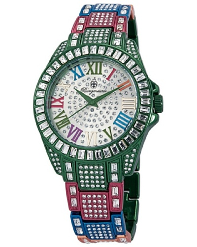 Burgmeister Reloj Analógico Cuarzo Bollywood Crazy BM160-010B