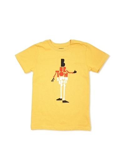 Burton Jungen Camiseta Chauncey Shortsleeve