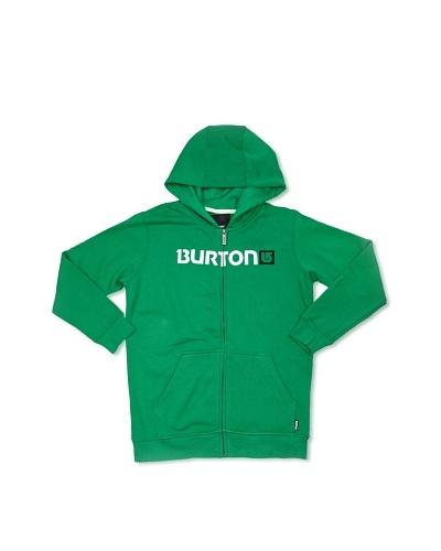 Burton Boys Sudadera Logo Horzontal Full Zip