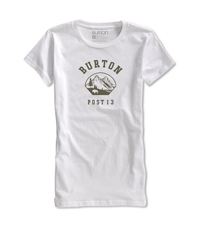 Burton Camiseta Broken Up Shortsleeve