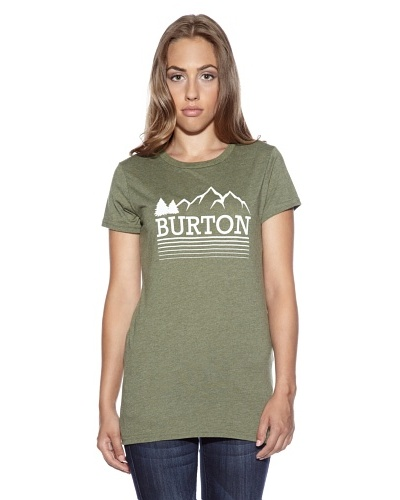 Burton Camiseta Brt Message