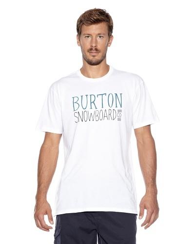 Burton Camiseta Classic Horz Slim Fit