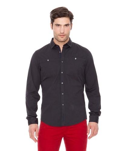 Calvin Klein Jeans Camisa Stretch M/L