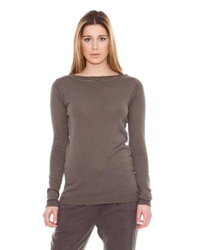 Calvin Klein Jeans Jersey Cuello Barco