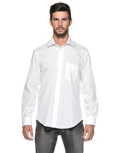 Camicissima Camisa Slim Fit Cuello Francés