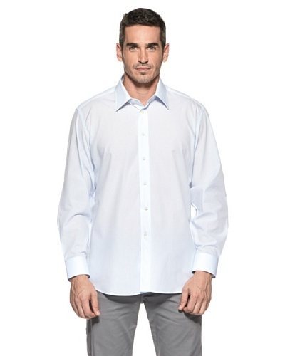 Camicissima Camisa Regular Fit Cuello Italiano