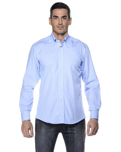 Camicissima Camisa Extra Slim Fit Botton Down