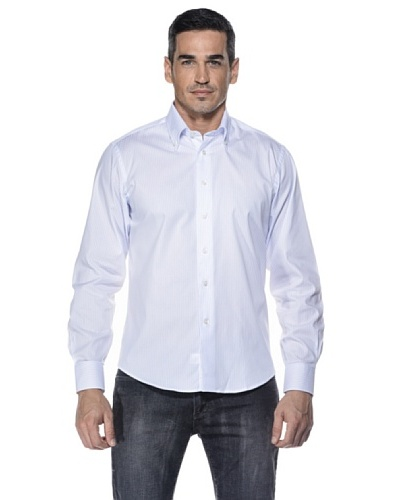 Camicissima Camisa Extra Slim Fit Rayas Botton Down