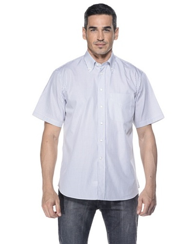Camicissima Camisa Regular Fit Rayas Botton Down