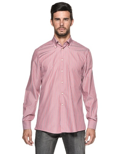 Camicissima Camisa Extra Slim Fit Rayas Button Down