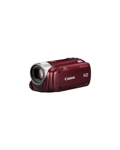 Canon LEGRIA HF R26 - Videocámara Memoria Flash Integrada 8GB - Rojo