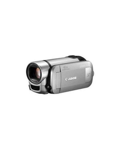 Canon LEGRIA FS406 - Videocámara Memoria Flash Integrada / Tarjeta Memoria VUK - Plata