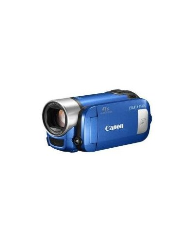 Canon LEGRIA FS406 – Videocámara Memoria Flash Integrada / Tarjeta Memoria VUK – Azul