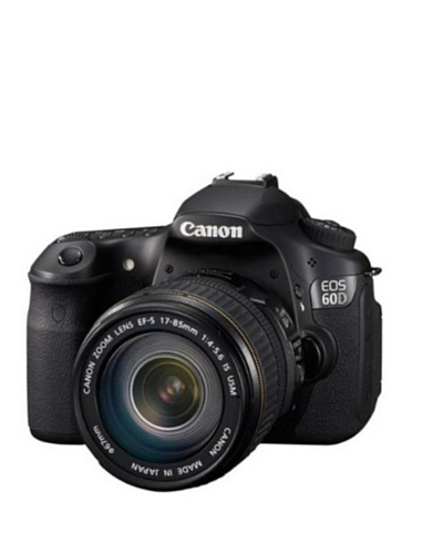Canon EOS 60D - Cámara Réflex Digital 18 MP (Objetivo EF-S 17-85mm IS USM) (importado)