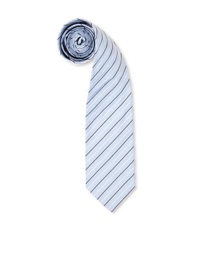 Caramelo Corbata Clásica Azul Claro