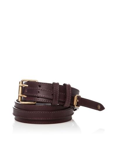 Caramelo Cinturón Sport Doble