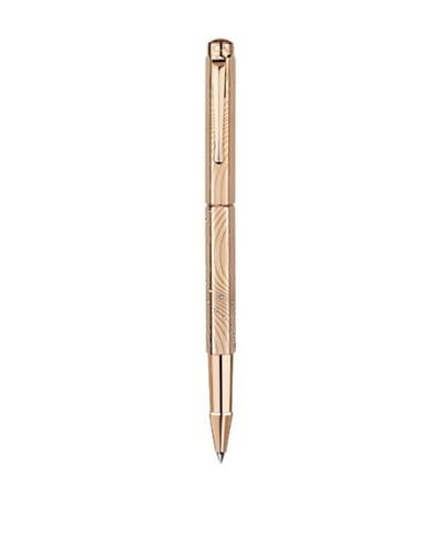 Caran d'Ache Roller Couture Ecridor XS Baño Oro Rosa