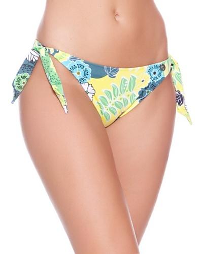 Carey Braguita de Bikini Tropical Lazos