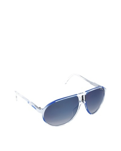 Carrera Gafas Champion Fl transparente / blanco / azul