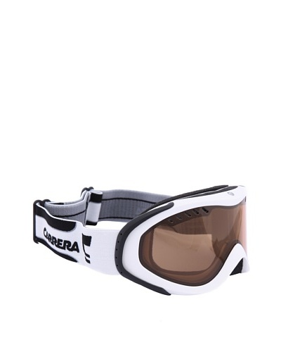 Carrera Máscara de Esquí M00351 CHIODO AIR WHITE SHY LOGO P2