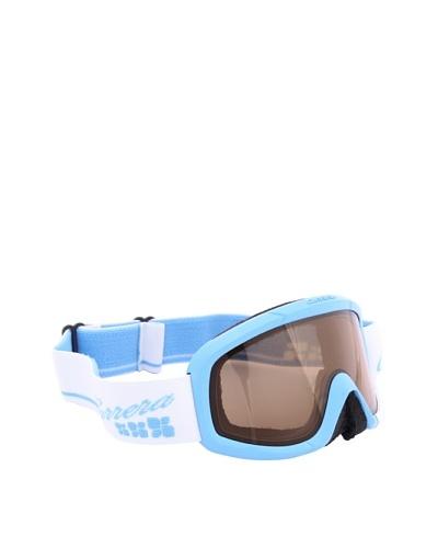Carrera Máscara de esquí M00375 NEBULA LIGHT BLUE LINEFLOWER P2