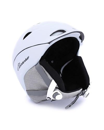 Carrera Casco de esquí CA E00410 MYSTIC WHITE MATTE blanco
