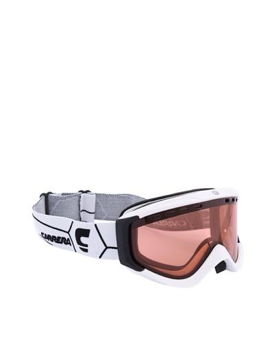 Carrera Máscara de Esquí M00373 ZENITH WHITE SHY WALL LD