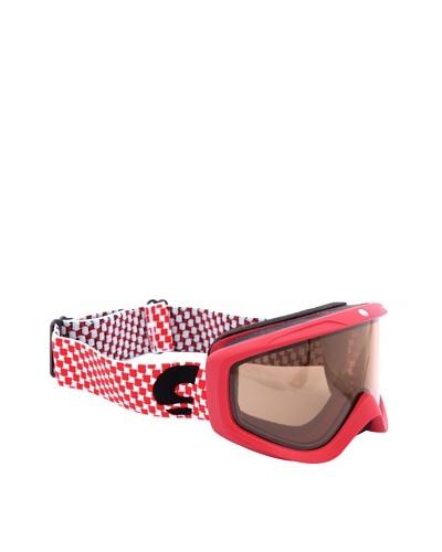 Carrera Máscara de Esquí M00370 ECLIPSE RED MAT TEX P2