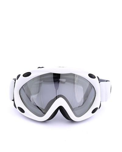 Carrera Máscaras De Esqui M00124 Kimerik White Mat Logo 4O