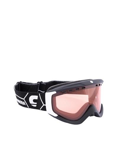Carrera Máscara de Esquí M00373 ZENITH BLACK MATTE WALL LD